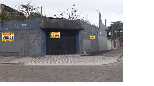 excelente casa com piscina em mongaguá!!! ref. 5775l