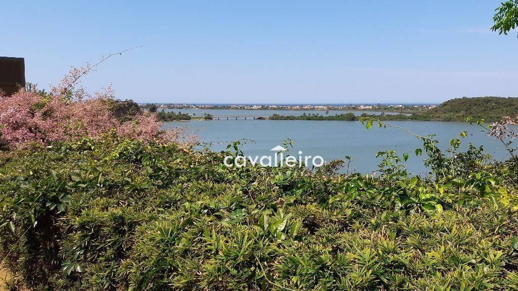 excelente casa com vista para o mar e a lagoa. - ca2185