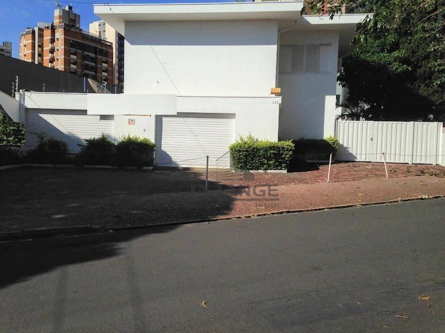 excelente casa comercial no coração do bairro cambui - ca12729