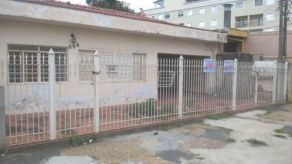 excelente casa comercial para venda e locação, vila joão jorge, campinas. - ca5857