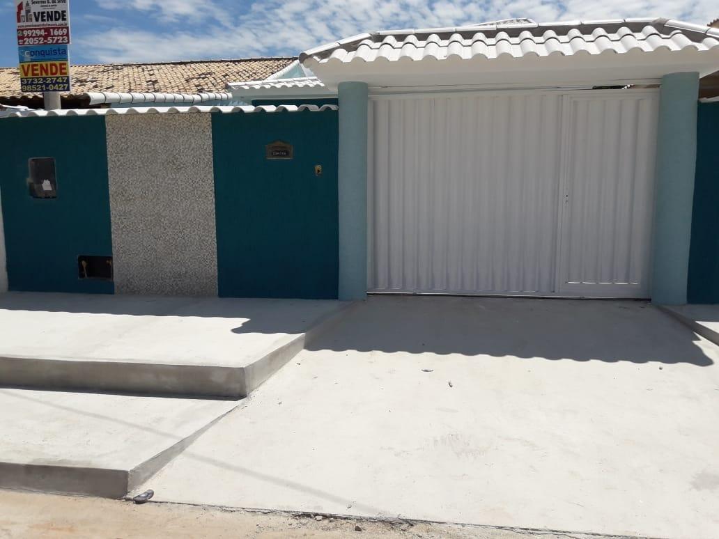 excelente casa de 1ª locação com 3 quartos em itaipuaçú !!!