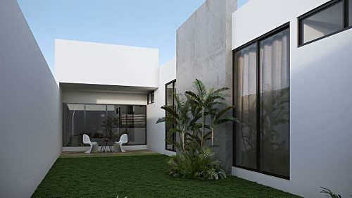 excelente casa de 1 planta en privada modelo a