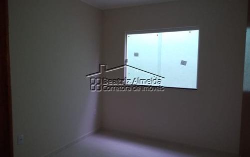 excelente casa de 2 quartos, sendo 1 suíte, em inoã