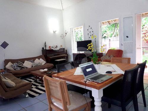 excelente casa de 3 quartos com piscina em itaipú - ca1063