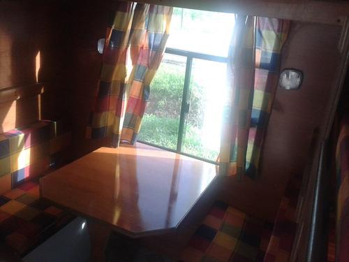 excelente casa de 4.50 m x 2.10 m para 7 personas !!!