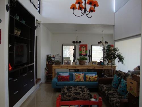 excelente casa de categoria, en venta, en lago azul, 4 dormi