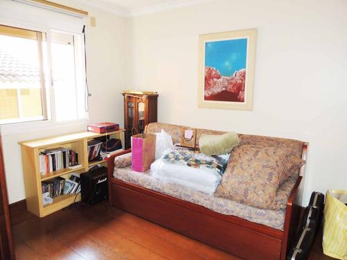 excelente casa de condomínio/ segurança 24 horas/ estuda permuta por apartamento - 375-im98069