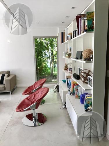 excelente casa de diseño apto credito en barrio cerrado buen retiro - pilar