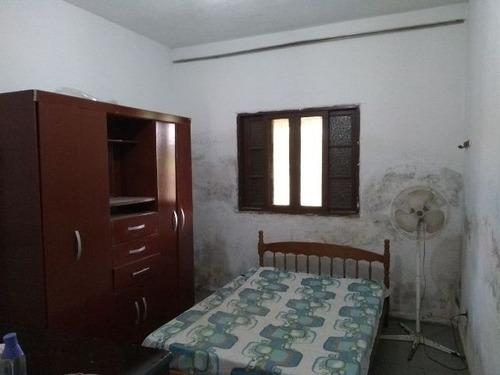 excelente casa de laje no balneário gaivota - ref 3393