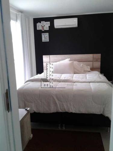 excelente casa de quatro quartos sendo um revertido em um closet - 76156