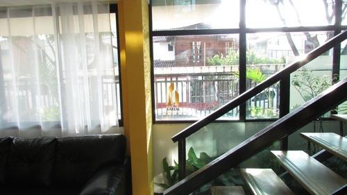excelente casa duplex 05 quartos vista para a pedra da cebola vitoria. - 16587