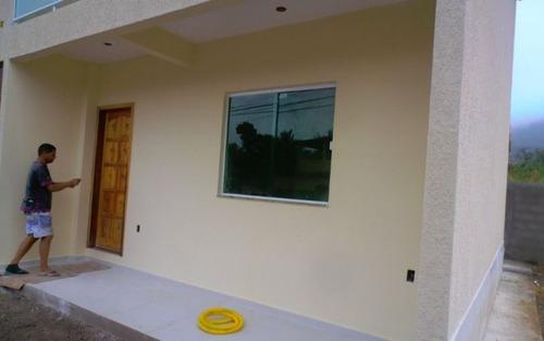excelente casa duplex 2 qts, garagem