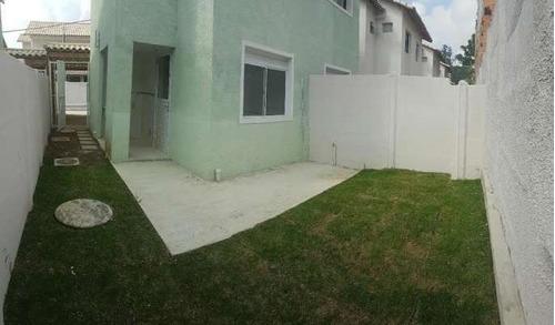 excelente casa duplex de 2 quartos em campo grande