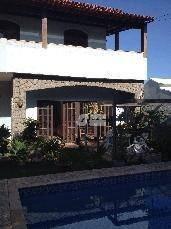excelente casa em 2 pavimentos, 2ª quadra praia de poratininga, 5 qtos, vista para a lagoa. - ca0216