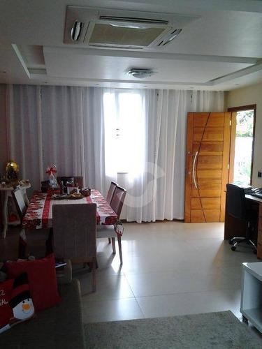 excelente casa em 3 quartos - ca1062