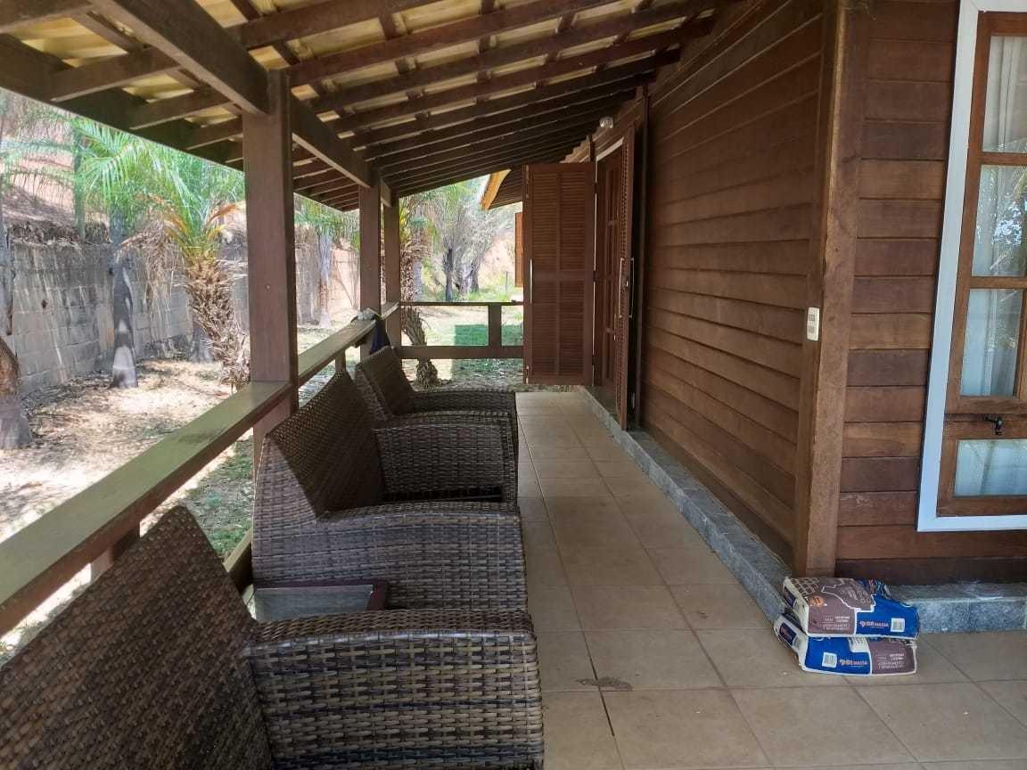 excelente casa em condomínio fechado 03 quartos 06 vagas! - 21253