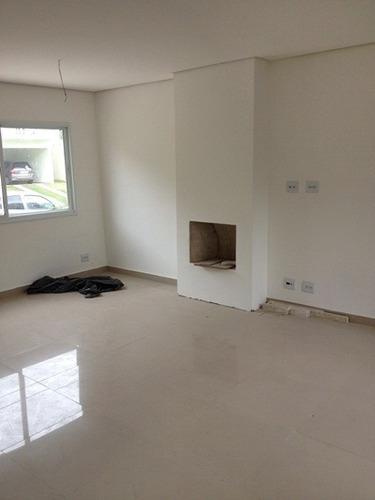 excelente casa em condomínio fechado, 4 dorms. silva64887