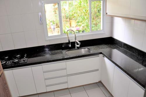 excelente casa em condomínio fechado, com 3 dorms - ref79152