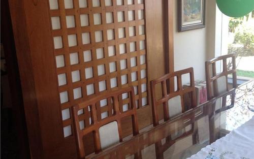 excelente casa em condomínio fechado,  próxima a o parque burle marx 4 suites, à venda, panamby, são paulo.