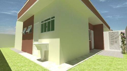 excelente casa em condomínio no cibratel - ref 4512