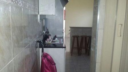 excelente casa em mongaguá,  espaço para piscina - 1344