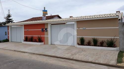 excelente casa em rua principal em itaipuaçu - ca1372
