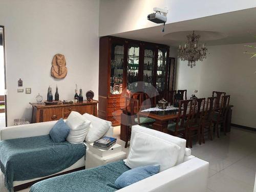 excelente casa em são francisco, próximo ao gay lussac, com 2 pavimentos, 2 salas, 4 suítes, piscina, etc... - ca1114