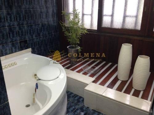 excelente casa en barrio cantegril, con piscina.  consulte !!!! - ref: 393