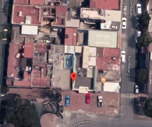 excelente casa en calle plomeros col. ampl michoacan