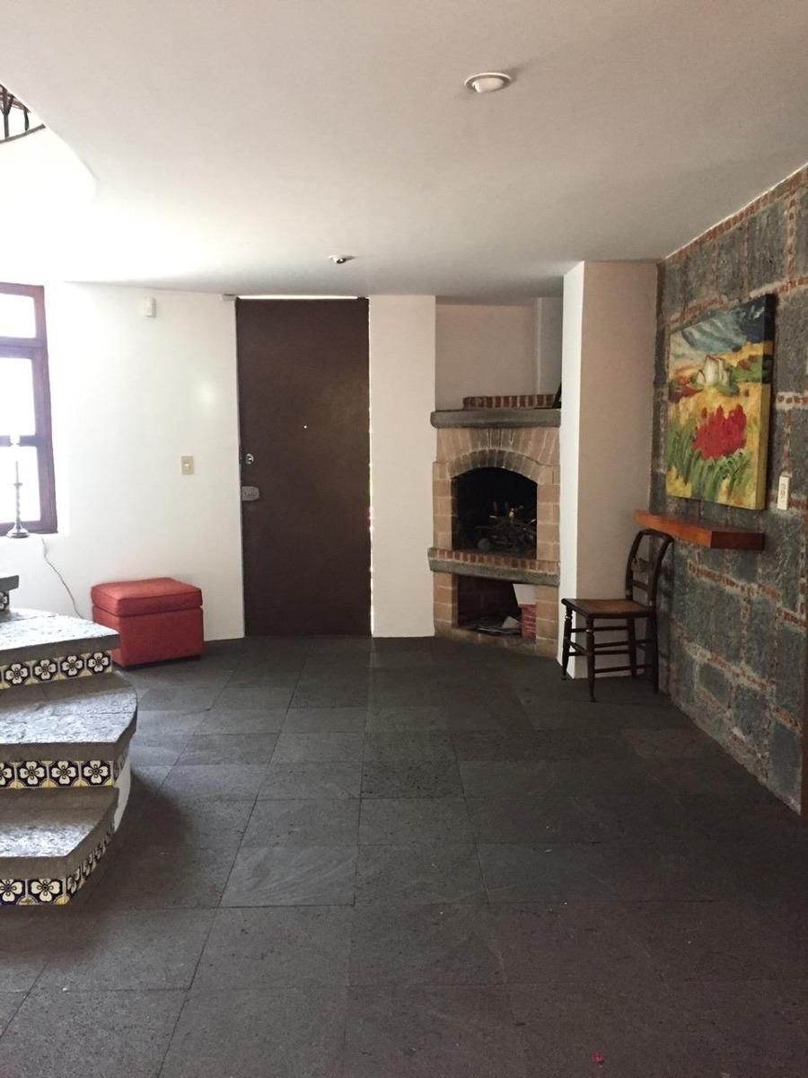 excelente casa en chimalistac amplia e iluminada