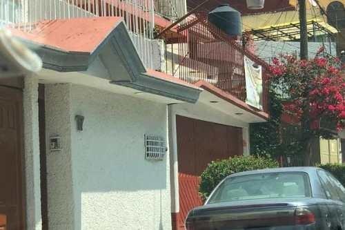 excelente casa en col el caracol, coyoacan cdmx