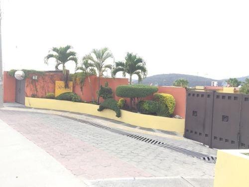excelente casa en condominio en rinconada de xochitepec