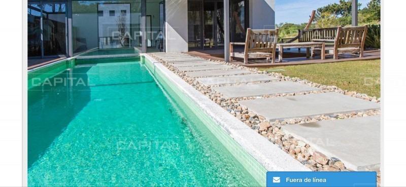excelente casa en laguna blanca barrio privado-ref:27110