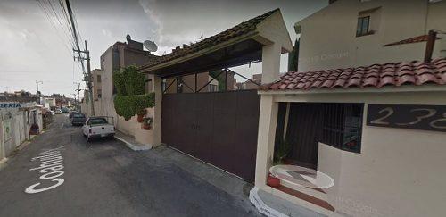 excelente casa  en remate bancario col cuajimalpa df
