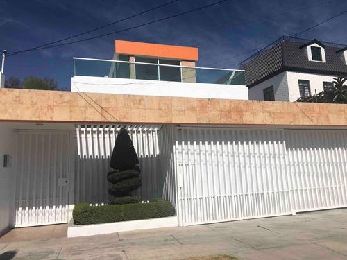 excelente casa en renta en ciudad satelite