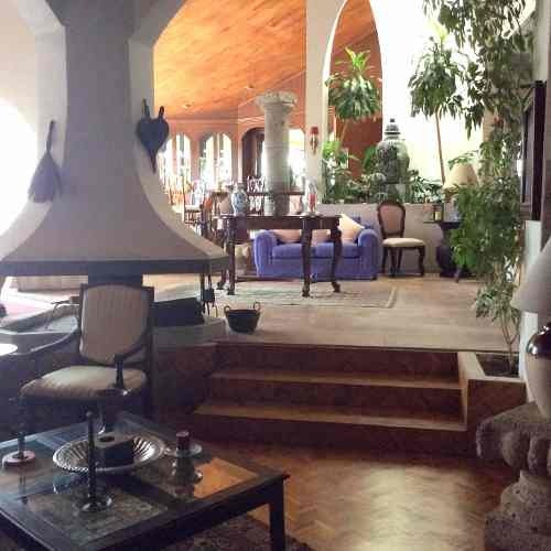 excelente casa en renta en tecamachalco, huixquilucan