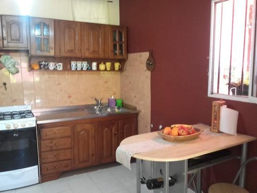 excelente casa en venta, 4 ambientes, v. ballester