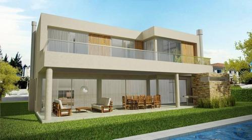 excelente casa en venta barrio lagos del golf nordelta