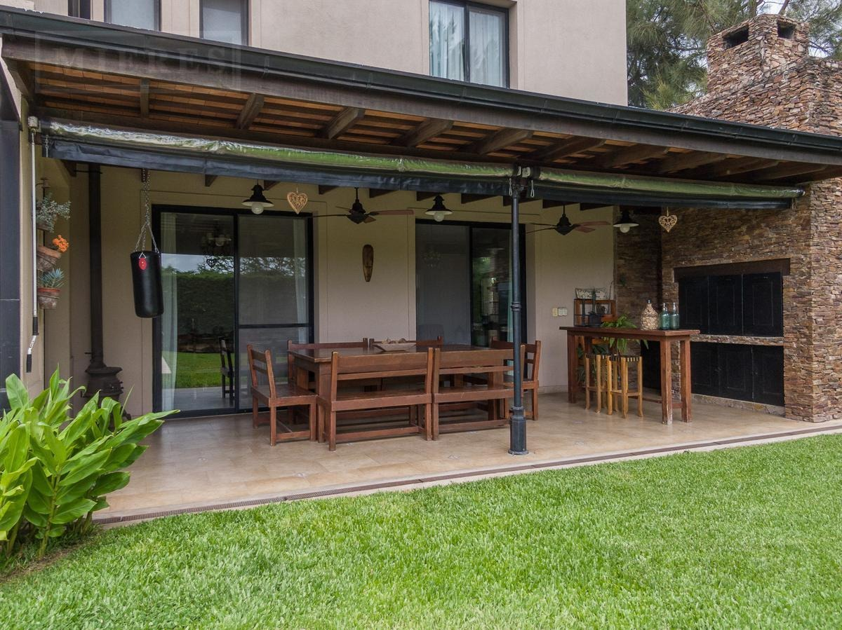 excelente casa en venta en la laguna - rincón de milberg