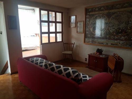 excelente casa en venta para semi-remodelar en lomas de las aguilas