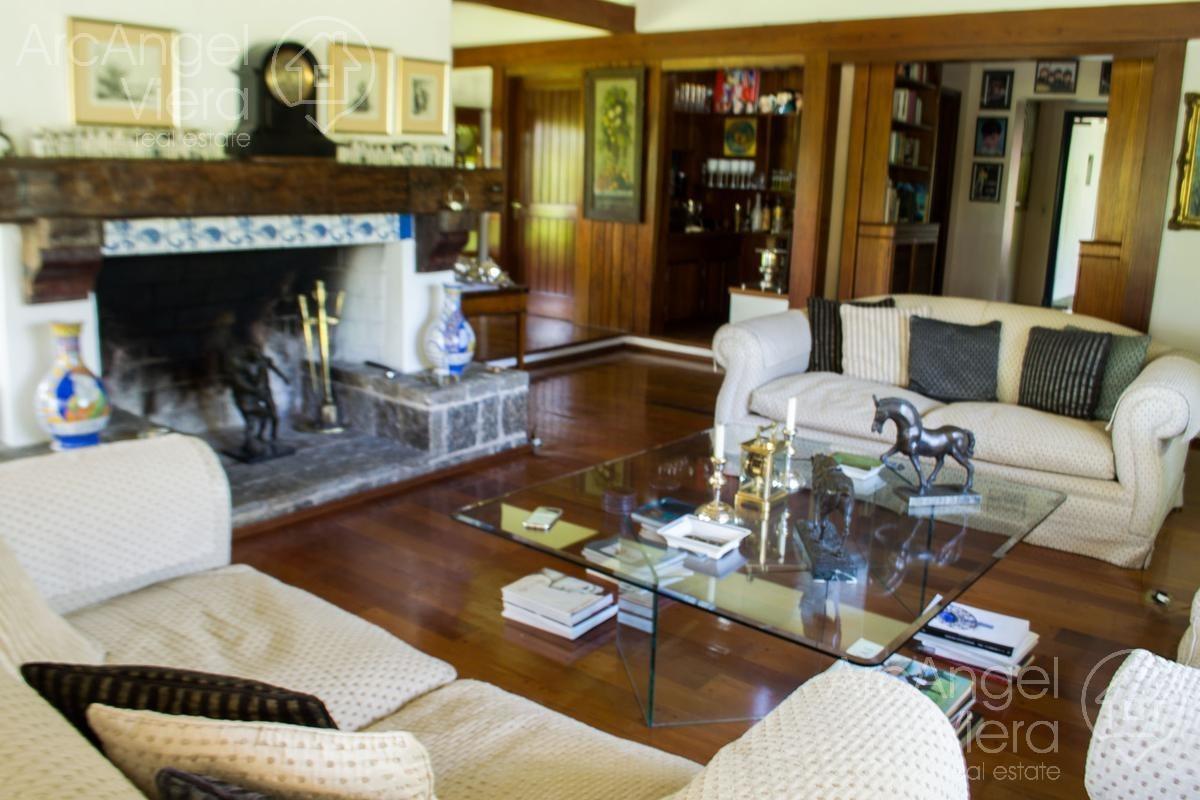 excelente casa en venta punta del este - golf