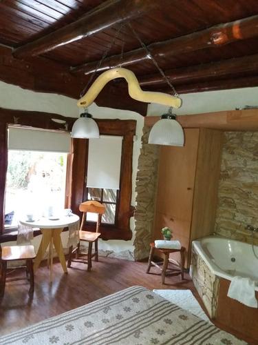 excelente casa estilo cabaña