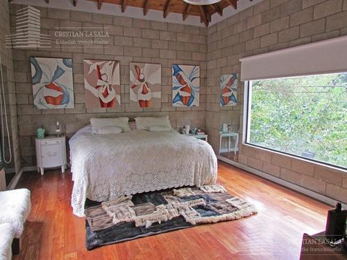 excelente casa estilo moderno villa gobernador udaondo