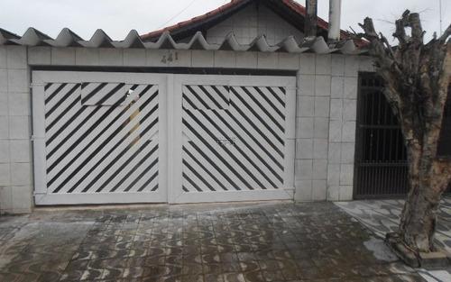 excelente casa geminada,  em praia grande, no bairro balneário maracanã