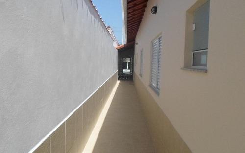 excelente casa geminada,  em praia grande, no bairro vilamar