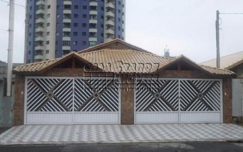 excelente casa geminada nova em praia grande, vila balneária