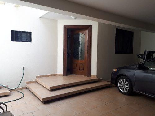 excelente casa habitación en renta amueblada