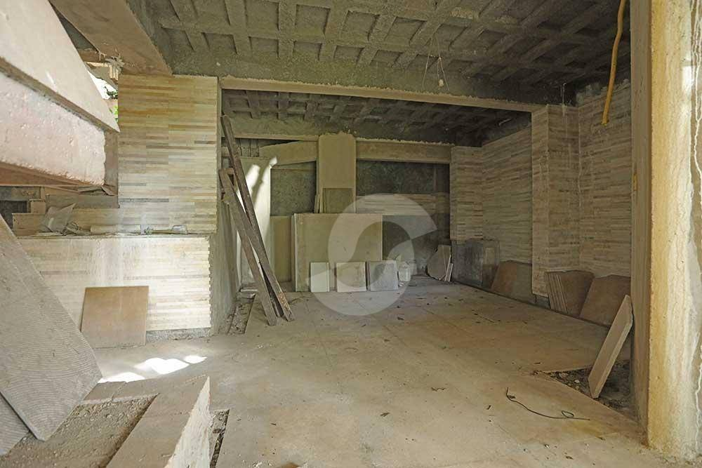 excelente casa inacabada de condomínio no badu - ca1446