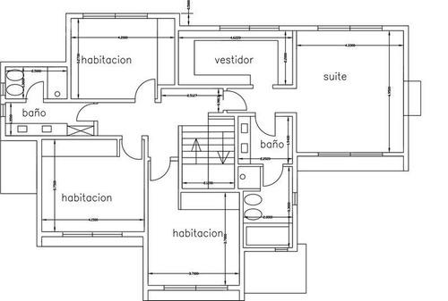 excelente casa interna en san isidro labrador