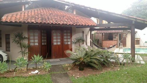 excelente casa linear em itaipu - ca1312